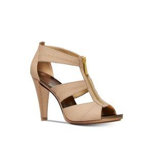 Michael Kors T-Strap Dress Sandal
